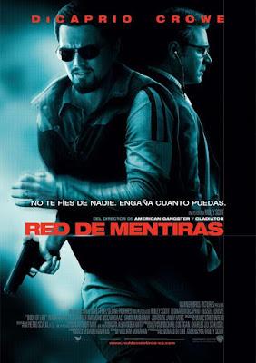 Body Of Lies 2008 DVD R1 NTSC Latino