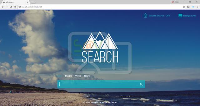 Search.seektheweb.net (Hijacker)