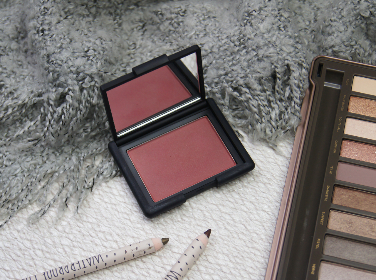 nars dolce vita powder blush review