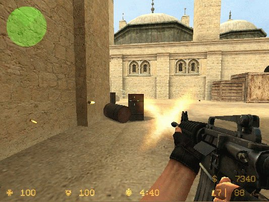 CSS 3 Counter Strike Source
