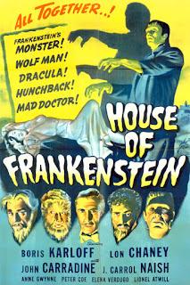 Watch House of Frankenstein (1944) movie free online