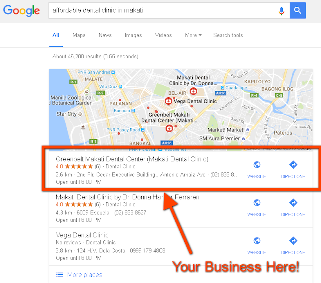 Google Places SEO Expert - Roderick Allan Baylon