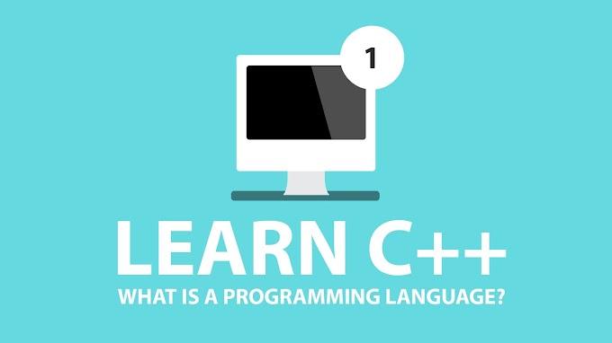 E-Book Belajar Pemograman bahasa C++