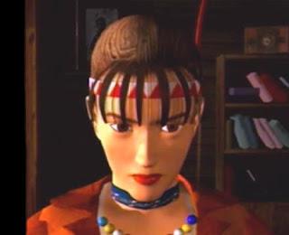 Tekken 2 Michelle