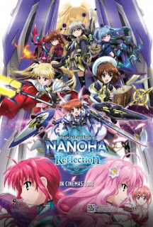 Film Magical Girl Lyrical Nanoha Reflection 2018