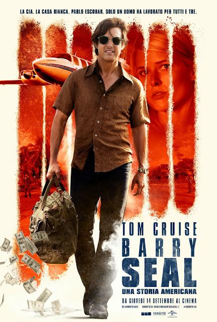 Barry Seal: Una Storia Americana Cruise