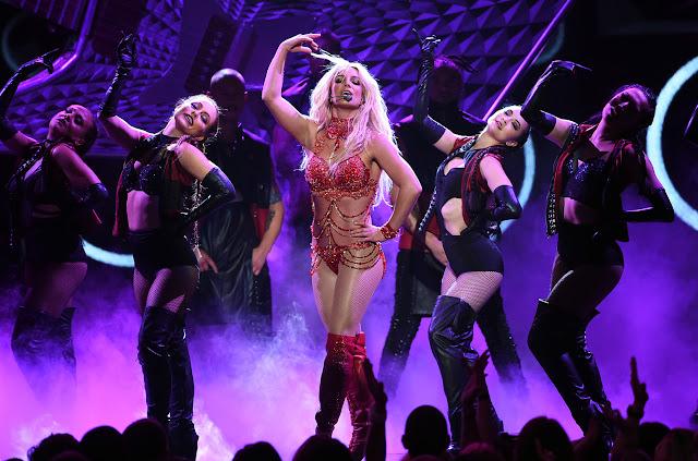 Britney Spears canceló dos conciertos antes de los VMAs