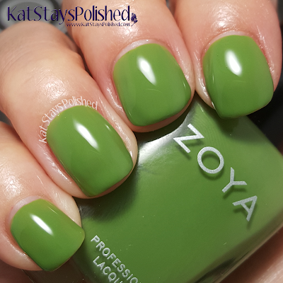 Zoya Island Fun - Jace | Kat Stays Polished