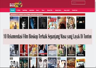 Website Treaming Film Gratis dan Terbaik