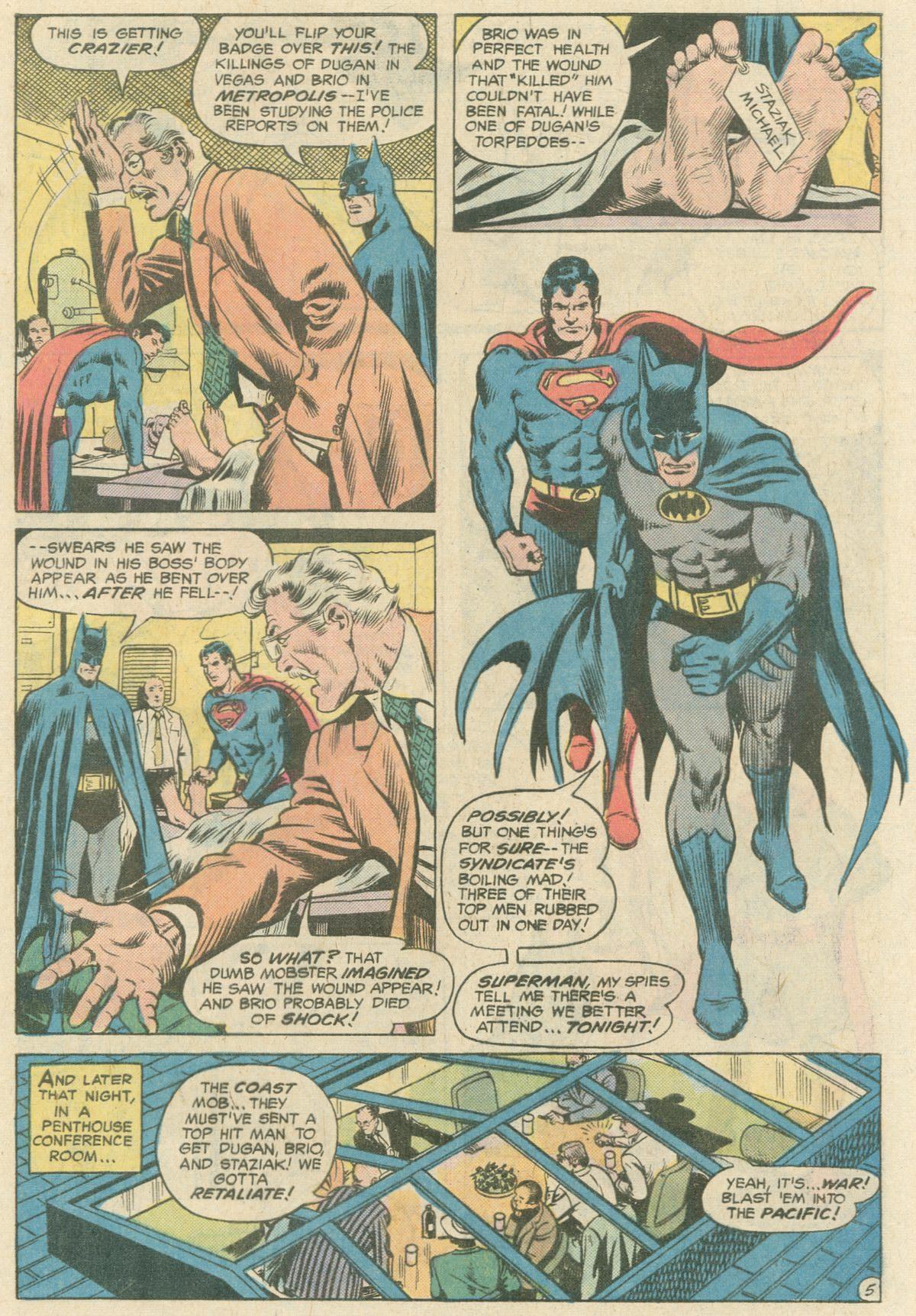 Read online World's Finest Comics comic -  Issue #244 - 8