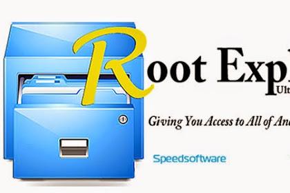 Root Explorer v4.0.2 Apk Terbaru