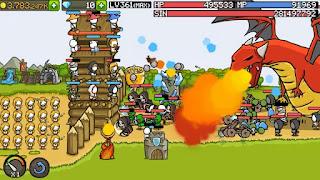 Grow Castle v1.17.2 Mod Gold Skill