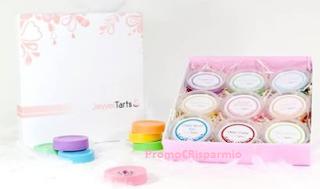 Logo Vinci gratis le scatole con nuove Tarts: un gioiello in ogni candela