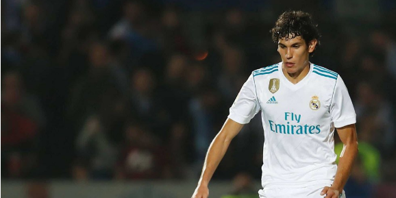 Madrid Not Bring Vallejo to the World Cup