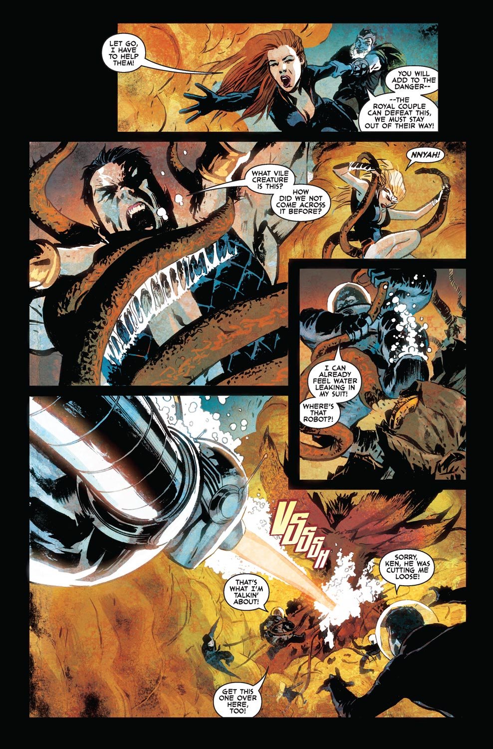 Read online Agents Of Atlas (2009) comic -  Issue #7 - 10