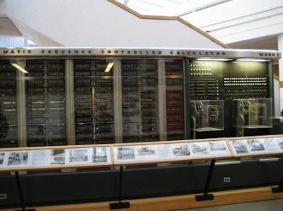 penemu komputer generasi pertama  nama komputer generasi pertama