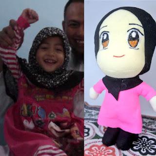 Boneka Maskot Anak-anak