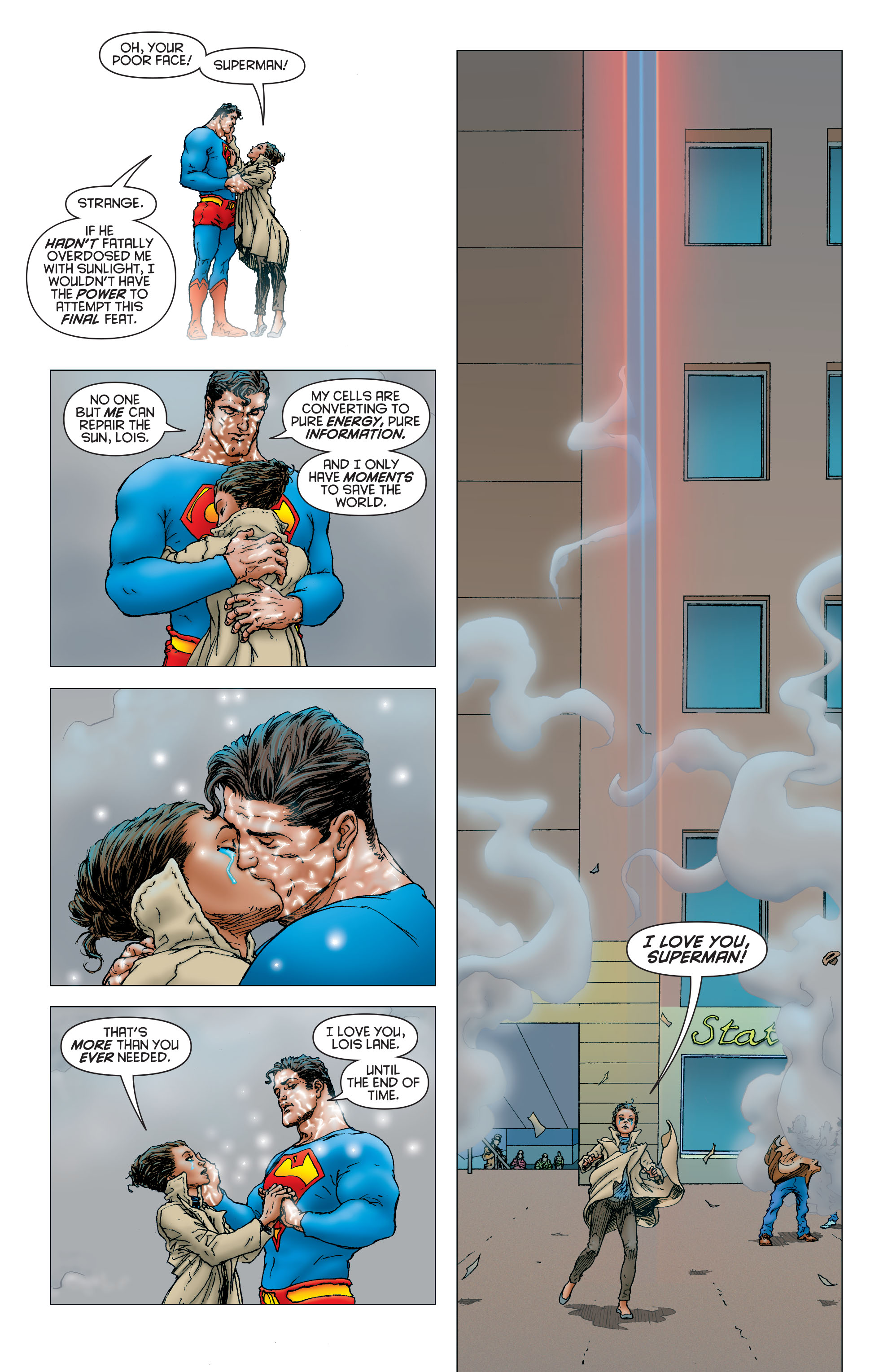 Read online All Star Superman comic -  Issue #12 - 18