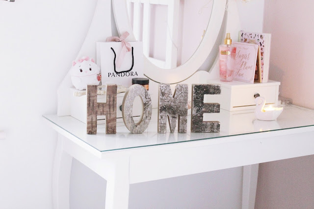 Shabby chic decor beauty blog haul