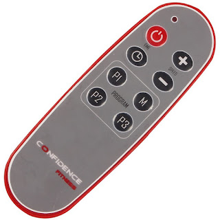 Confidence VibeSlim's Remote Control, image