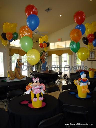 Decoraciones Fiesta Mickey Amp Minnie Lacelebracion Com