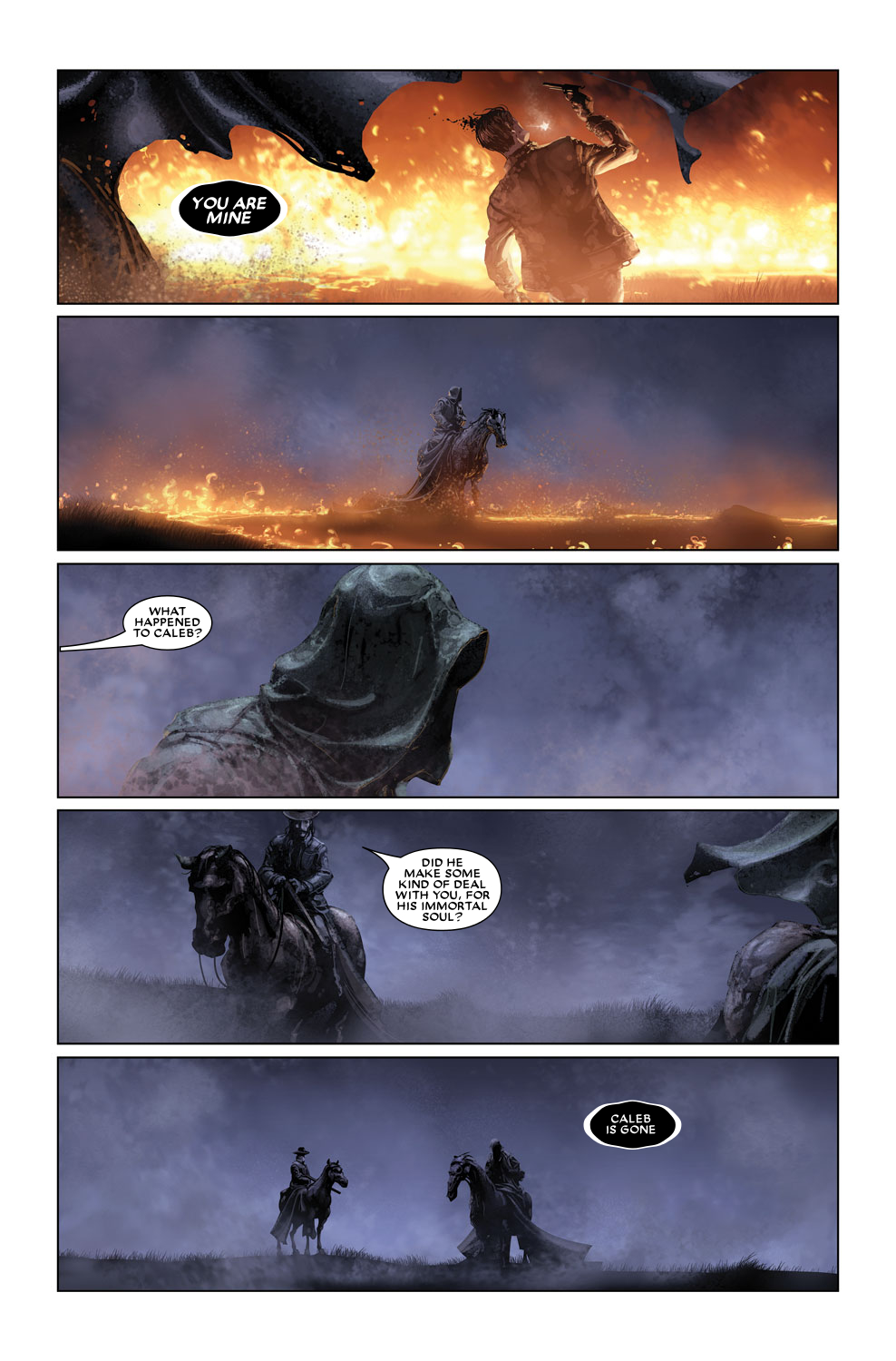 Read online Ghost Rider: Trail of Tears comic -  Issue #4 - 20
