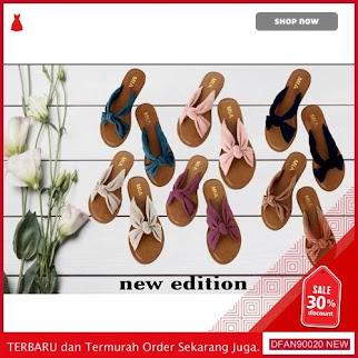 JUAL DFAN90020F141 SEPATU N SANDAL FC03x0141 WANITA TEPLEK PITA TERBARU BMGShop