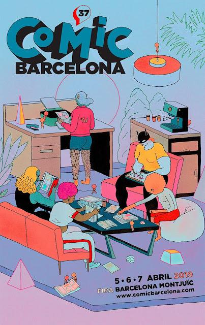 Ficomic anuncia cambios importantes para el 37 Cómic Barcelona