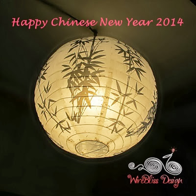 Lantern during Chinese New Year 2014