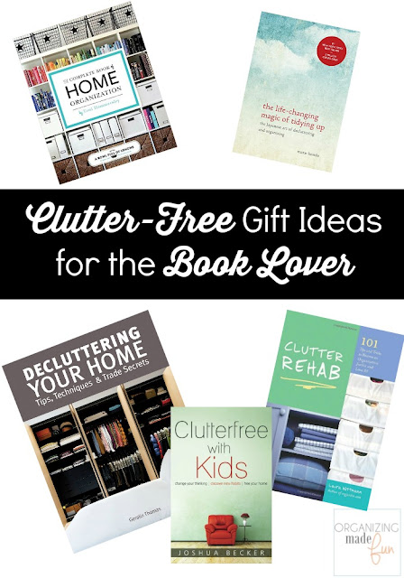 Clutter-Free Gift Ideas for the Book Lover