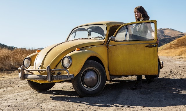 Divulgada a primeira foto de Bumblebee, filme solo de Transformers