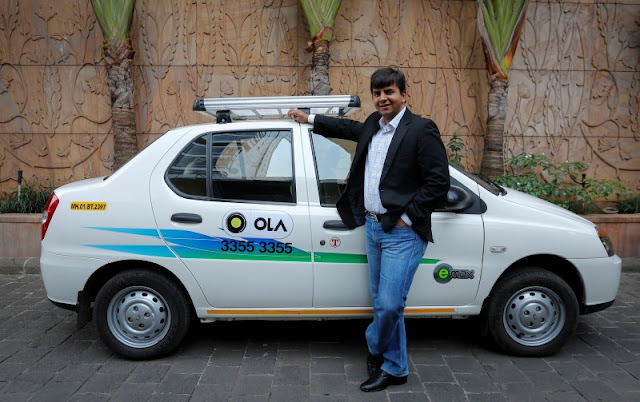 NEWS | India's Ola Sidewiped as Uber, Didi Team-up in China