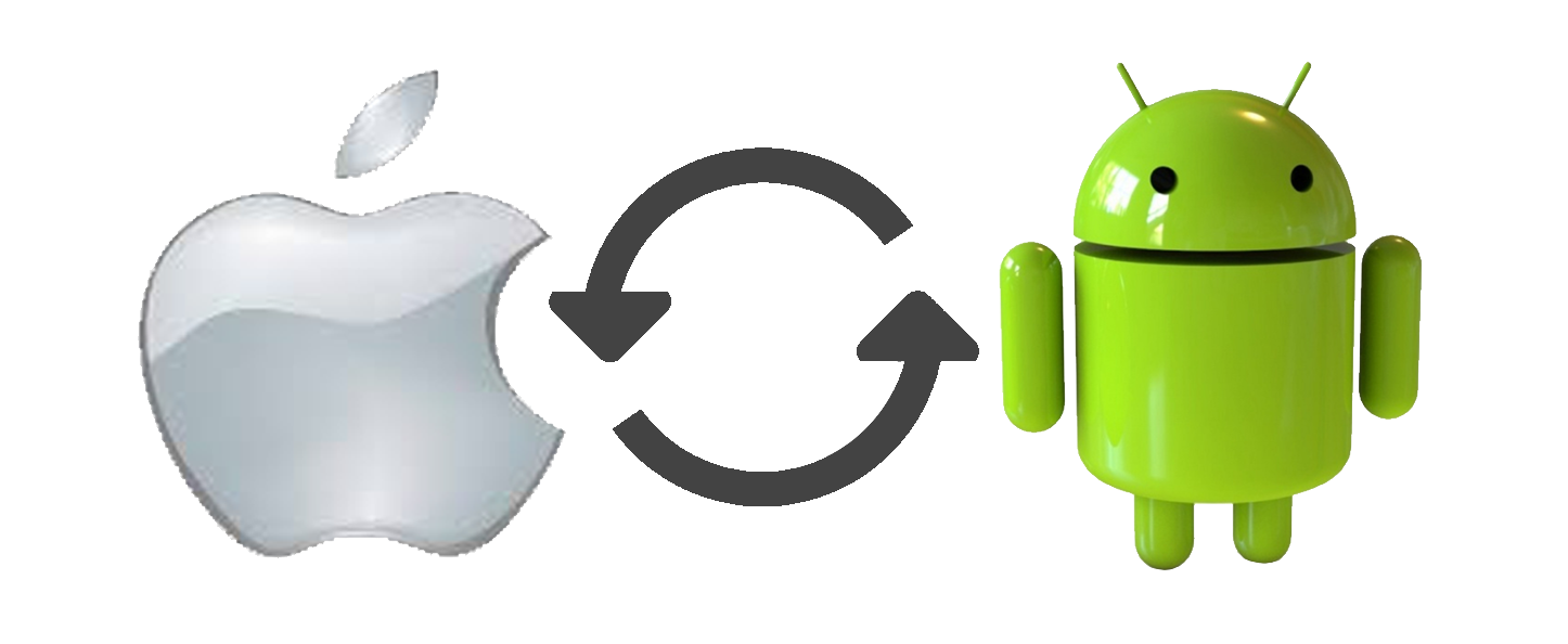 Quick guide to easily switch from iPhone to Android - IBLE