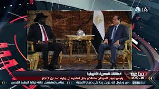 برنامج ساعة من مصر حلقة اتلجمعه 13-1-2017 مكافحة الإرهاب في سيناء