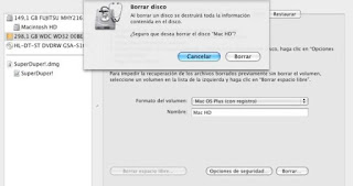 Como restaurar un Mac