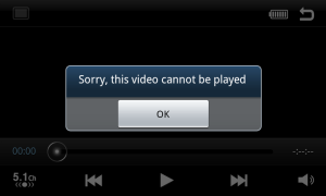 video player for galaxy s4