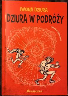 okładka książki Dziura w podróży