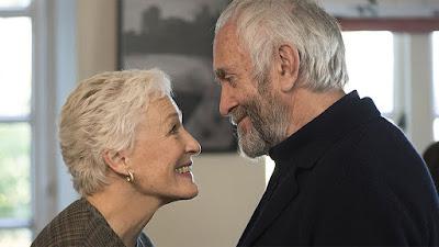 Glenn Close(Joan Castleman) y Jonathan Pryce (Joe Castleman) - La buena esposa