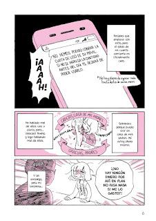 Diario de intercambio (conmigo misma) de Kabi Nagata