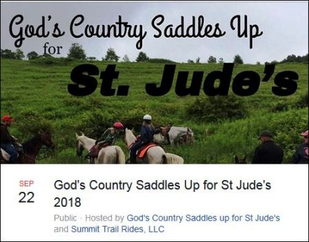 9-22 Trail Ride for St. Judes