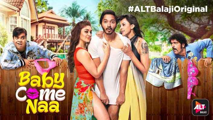 ALTBalaji Baby Come Naa wiki, Full Star-Cast and crew, Promos, story, Timings, BARC/TRP Rating, actress Character Name, Photo, wallpaper. Baby Come Naa Web Series on ALTBalaji wiki Plot,Cast,Promo.Title Song,Timing
