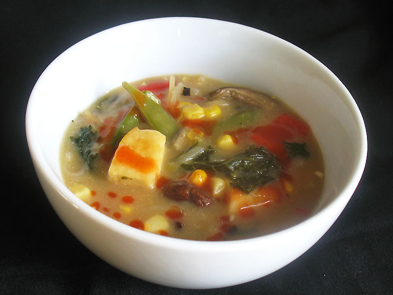 Coconut Vegetable Soup Whole Foods Recipe