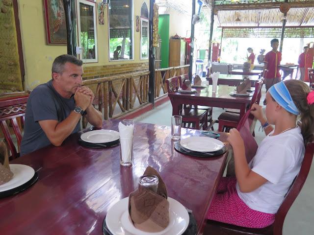 Restaurante Chino en Mandalay