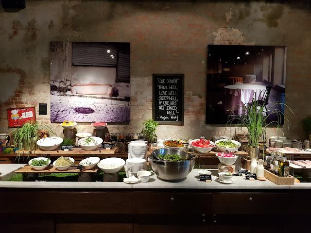Hotel Vienna House Andel's Lodz-Colazione