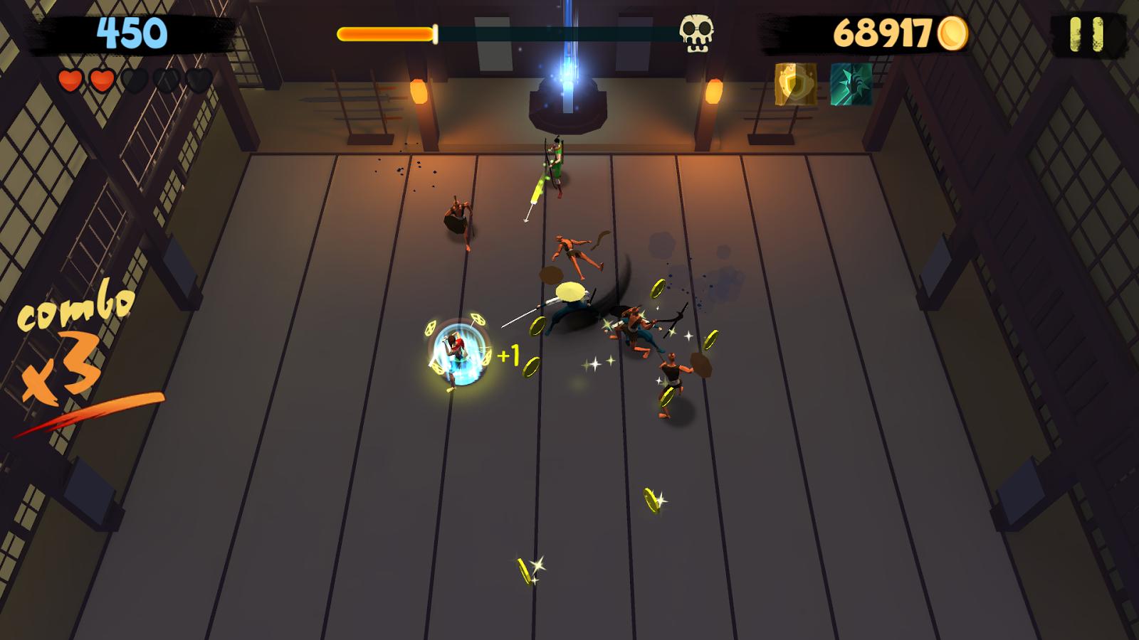 Sword of Justice hack slash MOD APK