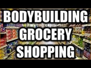Bodybuilding Food List