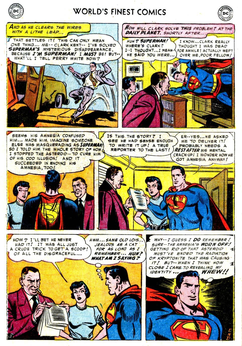 Read online World's Finest Comics comic -  Issue #68 - 14