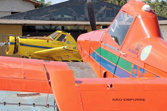 Setor produtivo se mobiliza contra proibição da aviação agrícola no Ceará