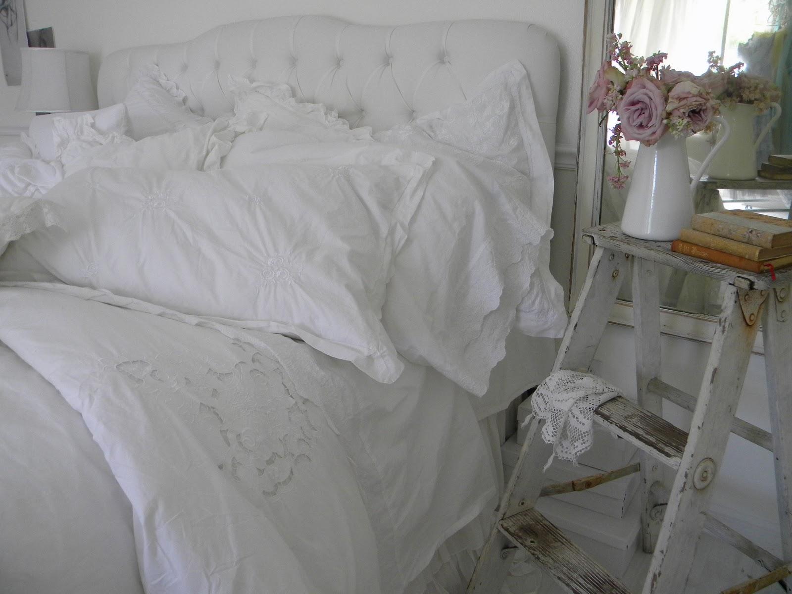 simply me white bedding for spring. Black Bedroom Furniture Sets. Home Design Ideas
