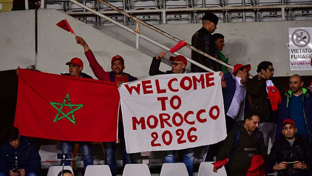 Piala Dunia 2026 Maroko